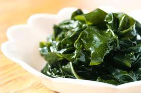 wakame is beautiful bright green!