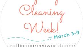 Spring Cleaning Week Overlay 300