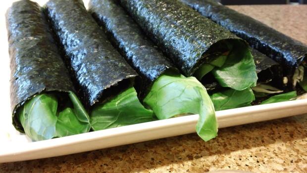 super green rolls!