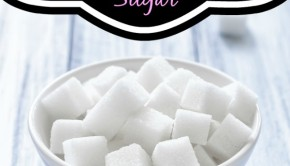 learning to live without sugar