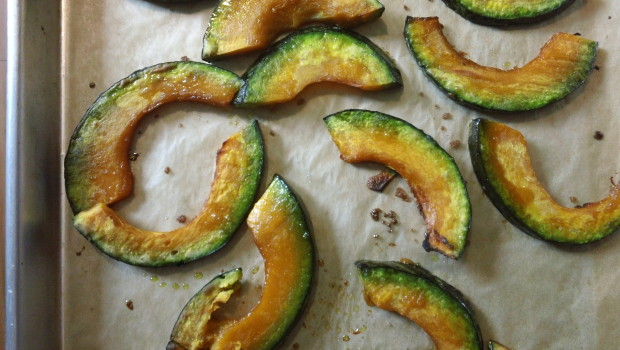 more roasted kabocha