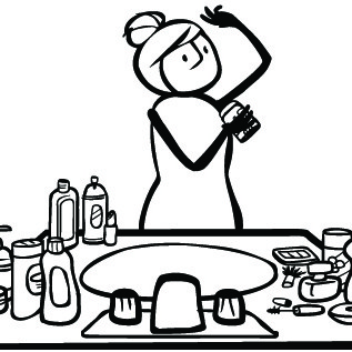 story of cosmetics