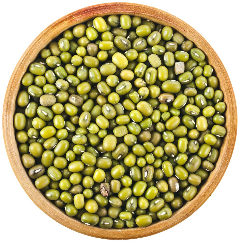 mung beans dry
