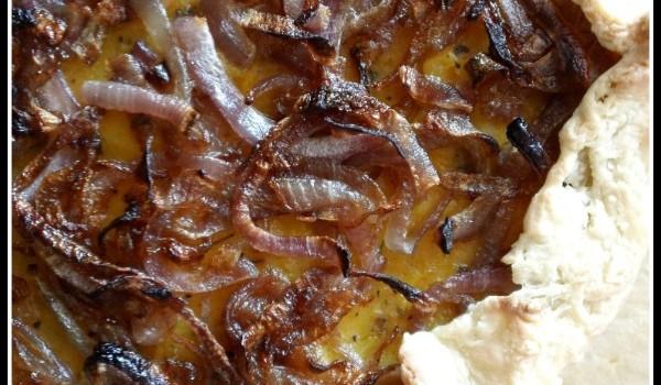 butternut squash galette