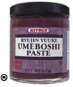 mitoku umeboshi paste