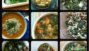 9ways to use kale collage