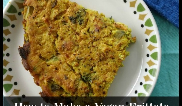 how to make a vegan frittata