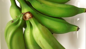 how to cook green bananas