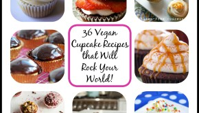 36 Vegan Cupcake Recipes that Will Rock Your World