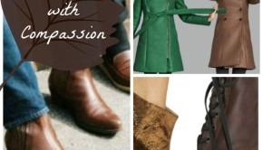 Fall Fashion with Compassion