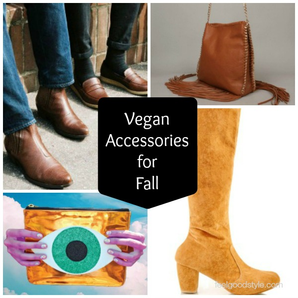 Fall Fashion with Compassion: Vegan Accessories