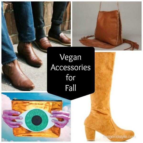 vegan accessories