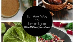 6 Foods to Help You Sleep
