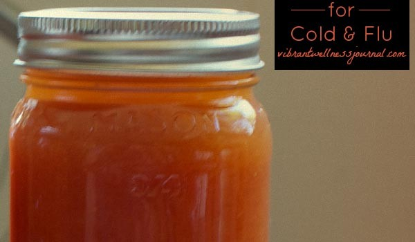 Tomato Tea: A Natural Cold and Flu Remedy