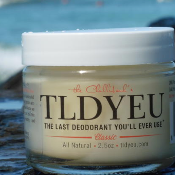TLDYEU: The Best Natural Deodorant!