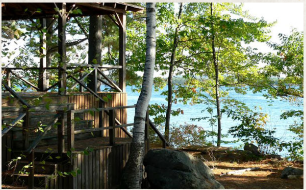 Squam Art Workshops: Find Your Self at Into the Mystic
