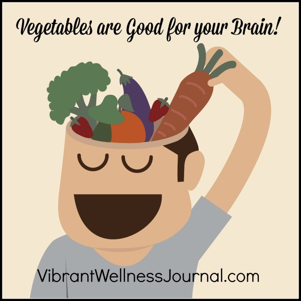 What is Good for your Brain? Hint: It's on your plate!