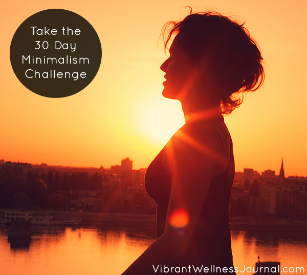 Minimalist Mindfulness: The 30 Day Minimalism Challenge