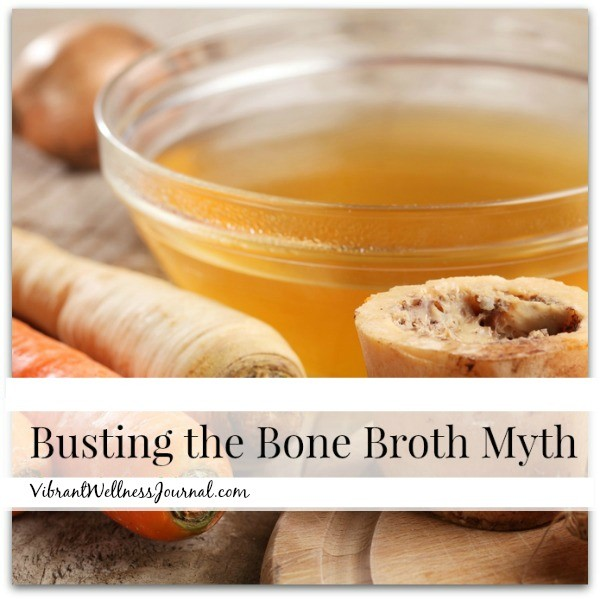 busting the bone broth myth