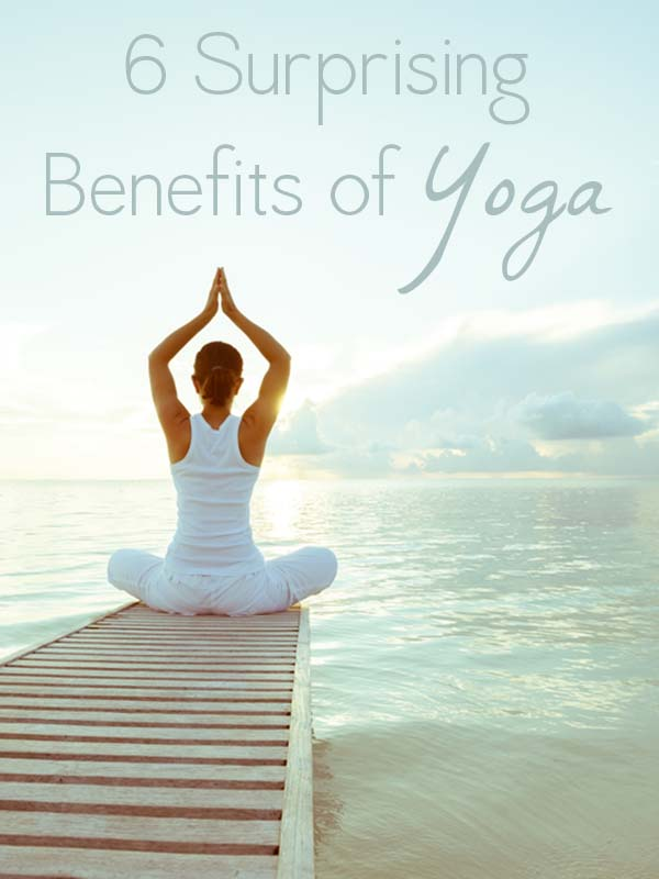6 Natural Healing Benefits of Yoga