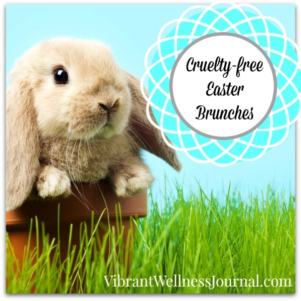 Cruelty-free Easter Brunches