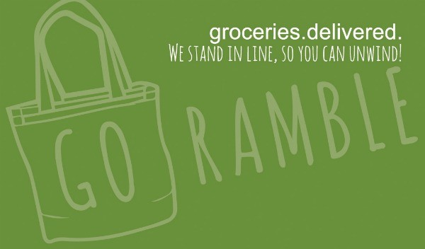 go ramble oahu grocery delivery service