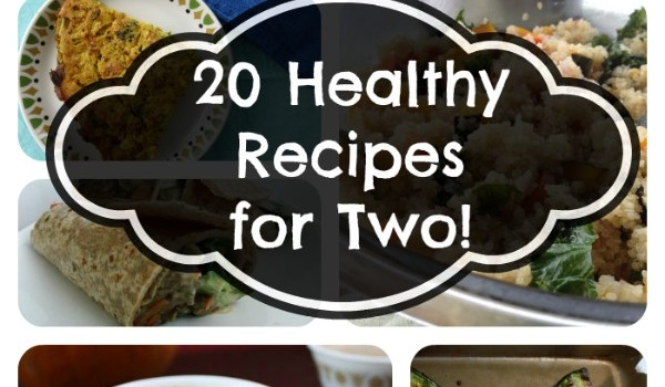 20 healthy recipes for two