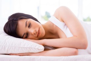 get more sleep for stress relief