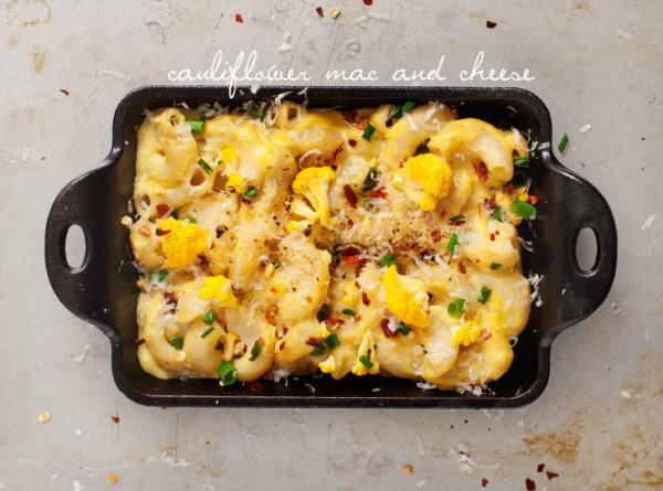 cauliflower mac and cheese love and lemons