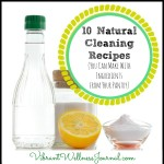 10 Natural Cleaning Recipes You Can Make With Ingredients in Your Pantry