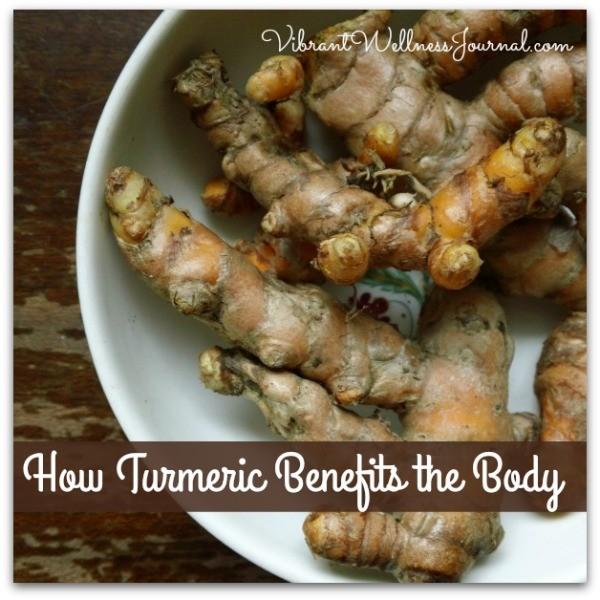 How Turmeric Benefits the Body