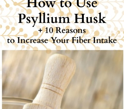 how to use psyllium husk