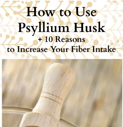 how to use psyllium husk