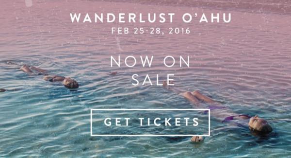 Wanderlust Oahu
