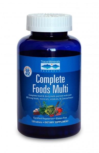 Trace Minerals vitamins