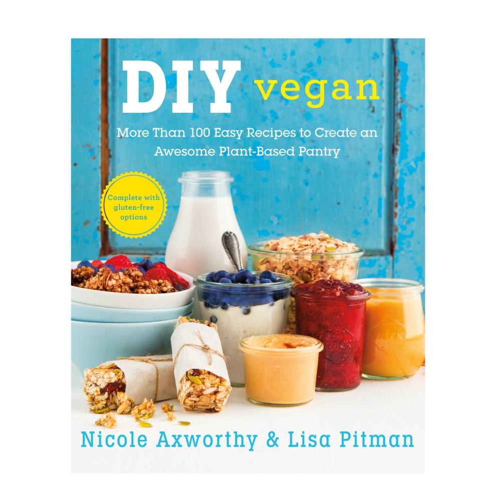 DIY vegan cover