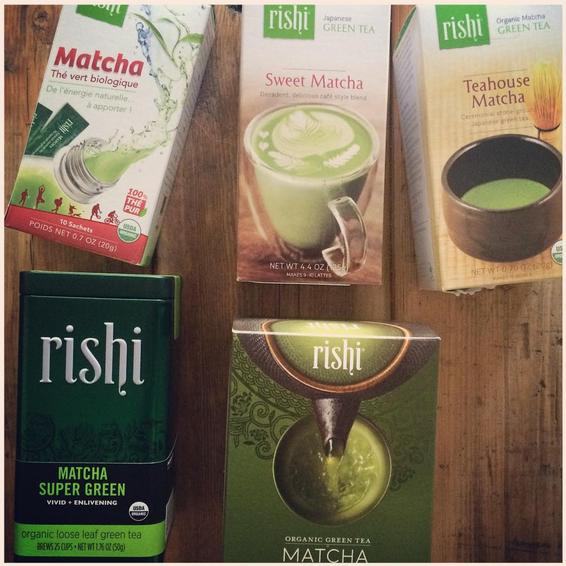 rishi teas