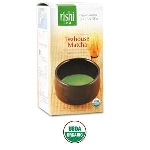 Rishi matcha green tea