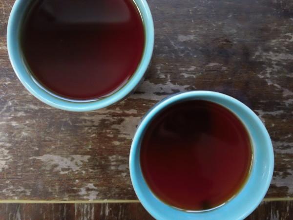 homemade yogi tea