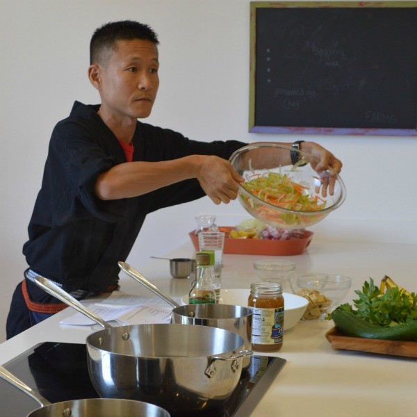 jin hirata cooking class_demo