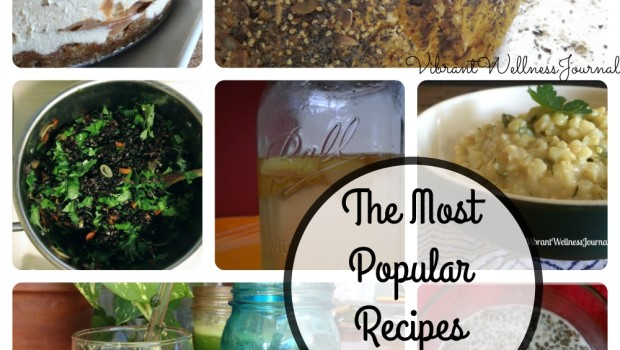 most popular recipes 2015