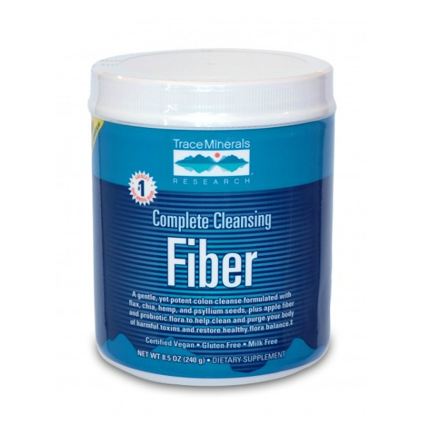 trace minerals cleansing fiber