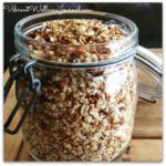 high protein granola vibrant wellness journal