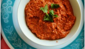homemade romesco sauce