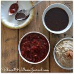 berry balsamic sauce