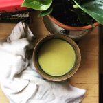 how to make turmeric milk with fresh turmeric