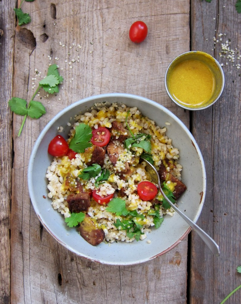 tempeh recipes tempeh buddha bowl