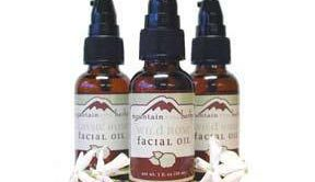 mountain rose facial oil