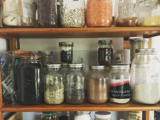 stock a healthy pantry
