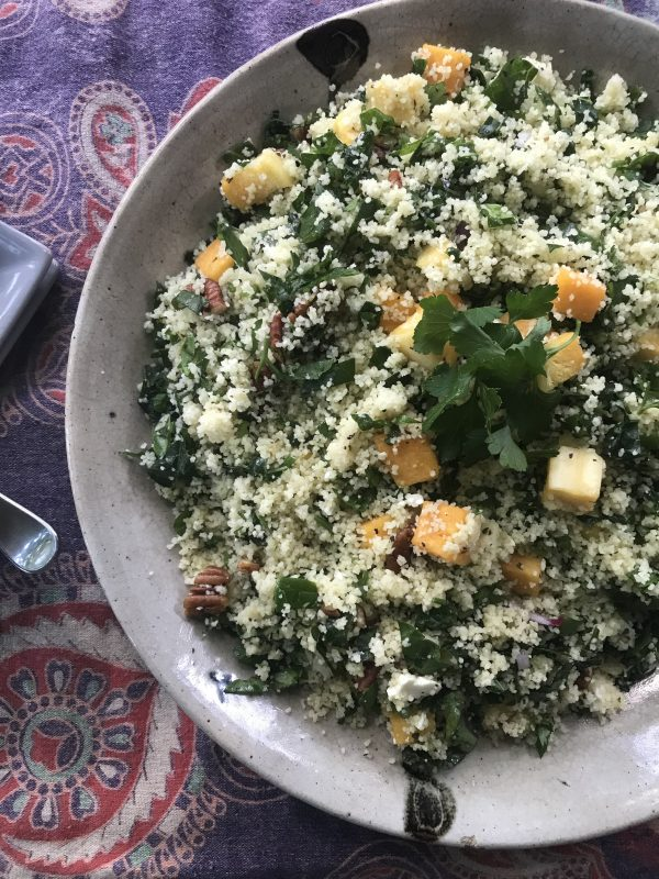 Butternut Squash Couscous for Oahu Fresh